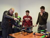 Drone – Facultatea de Jurnalism – Universitatea Hyperion