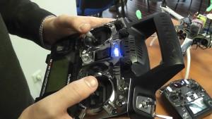 Drona telecomanda