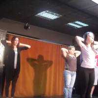 Filmari atelier actorie 1 – Facultatea de Arte – Univeristatea Hyperion