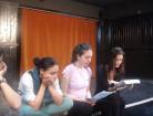 Filmari atelier actorie 5 – Facultatea de Arte – Univeristatea Hyperion