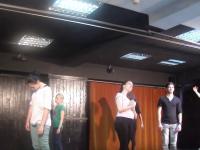 Filmari atelier actorie 6 – Facultatea de Arte – Univeristatea Hyperion