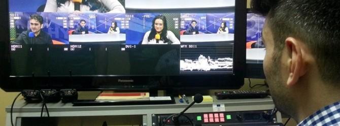 Studentii Facultatii de Jurnalism, Hyperion, mai aproape de viitoarea profesie